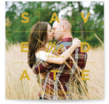 The Grid Save the Date Cards
