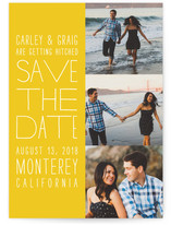 Film Strip Save the Date Cards