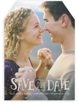 Story Book Save the Date Cards