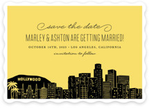 Big City - Los Angeles Save the Date Cards