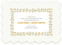 Forget-Me-Not Save the Date Cards
