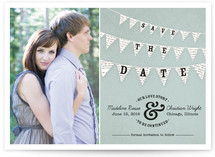Love Story Save the Date Cards