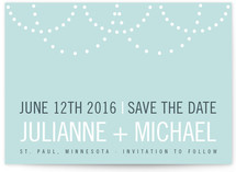 Summer on the Lake Save the Date Cards