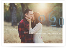 Belle Memoire Save the Date Cards