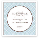 float + lattice Save the Date Cards
