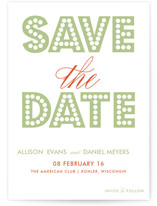 float + fave Save the Date Cards