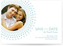 Italian Sunset Save the Date Cards