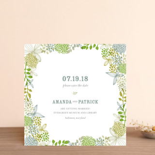 Fling Save the Date Cards