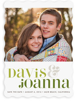Love Lettered Save the Date Cards