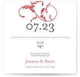 Summer Solstice Save the Date Cards