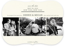 Remember When Save the Date Cards