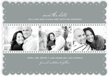 Film Reel Save the Date Cards