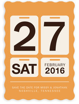 Agenda Save the Date Cards