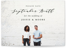New Style Save The Date Cards