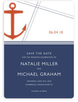 Regatta Save the Date Cards