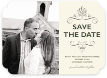 Simple Chic Save the Date Cards