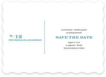 Simple Type Save the Date Cards