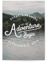 Let the adventure begin... by Stacy Cooke