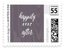 Garden Lights Wedding Stamps