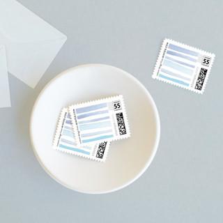Horizon Wedding Stamps