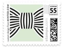 Striped Bow by Sam Dubeau