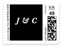 Sway Wedding Stamps