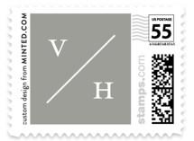 La Ligne Wedding Stamps