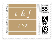 Simply bliss Wedding Stamps