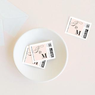 Darling and Dashing Wedding Stamps