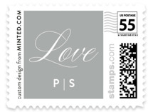sacher Wedding Stamps
