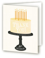 Have Your Cake Sweet Sixteen Party Thank You Cards
