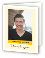 Mod 16 Sweet Sixteen Party Thank You Cards
