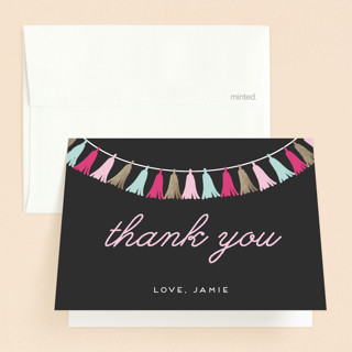 The Sweetest Celebration Sweet Sixteen Party Thank You Cards