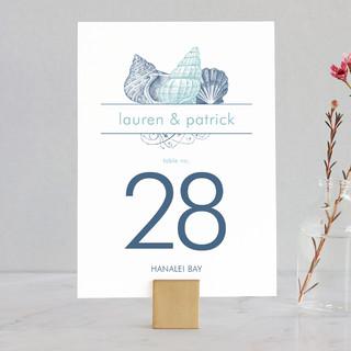 Lauren Wedding Table Numbers