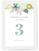 Floral Ampersand by Hanna Mac