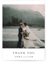 A Thousand Years Thank You Postcards