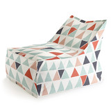 Little Pyramids Triangle Chairs