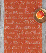 Traffic Table runners