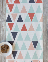 Little Pyramids Table runners