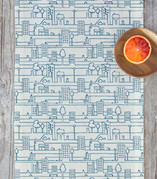 The City Table runners