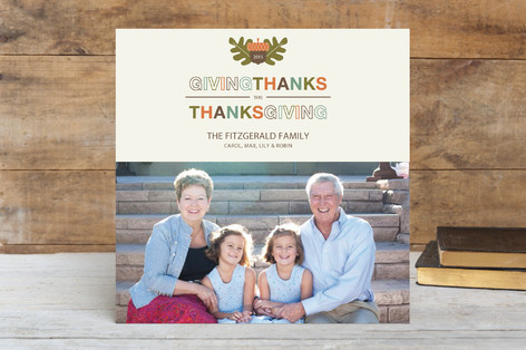 Gobble, Gobble Thanksgiving Cards