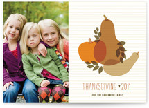 Farmer&#039;s Bounty Thanksgiving Cards