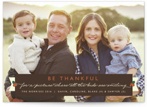 Rare Moment Thanksgiving Cards