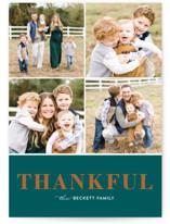 Bold Thankful by Little Print Design