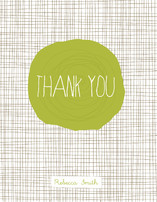 Sunshine Thank You Cards