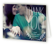 Sketchbook Handwriting Thank You Cards