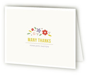 Little Blossoms Thank You Cards