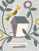 Treetop Sanctuary Thank You Cards