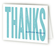 Big Thanks Thank You Cards