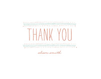 Handy Thank You Cards